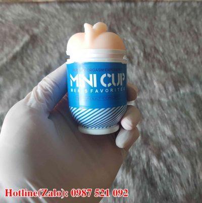 Cốc thủ dâm mini cup giá rẻ